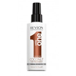 ACONDICIONADOR UNIQ ONE REVLON COCONUT 150 ML.