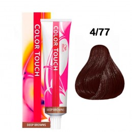 WELLA COLOR TOUCH 4/77