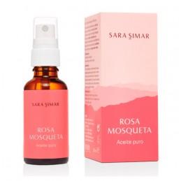 ACEITE ROSA MOSQUETA 100% PURO SARA SIMAR 30 ML