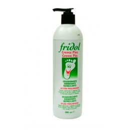 CREMA PIES FRIDOL 400 ML.