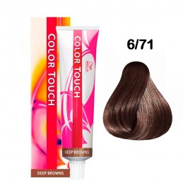 WELLA COLOR TOUCH 6/71