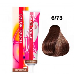 WELLA COLOR TOUCH 6/73