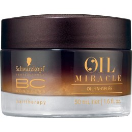 SCHWARZKOPF BONACURE OIL MIRACLE OIL-IN-GELEE 50 ML