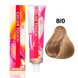 WELLA COLOR TOUCH 8/0
