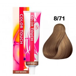 WELLA COLOR TOUCH 8/71