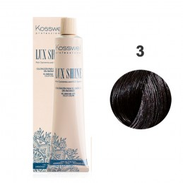 TINTE KOSSWELL LUX SHINE 3