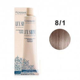 TINTE KOSSWELL LUX SHINE 8.1