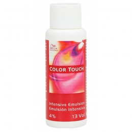 WELLA REVELADOR INTENSIVO COLOR TOUCH 4% 60 ML.