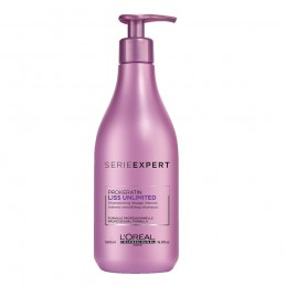 LOREAL EXPERT LISS UNLIMITED CHAMPU 500 ML