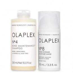 KIT OLAPLEX Nº4 + OLAPLEX Nº8