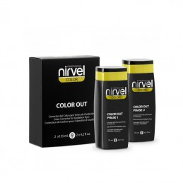 DECAPANTE NIRVEL COLOR OUT 2 X 125 ML