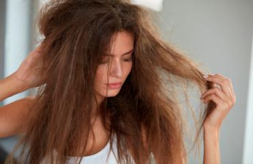 5 sencillos consejos para evitar y reparar el cabello seco