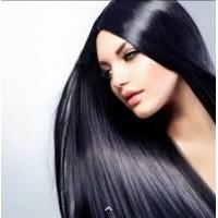 Styling acabado de peinado cabello liso - Cuidado del Cabello