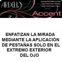 Pestañas postizas ARDELL - Colección ACCENT
