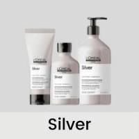 SILVER CABELLOS BLANCOS Y GRISES