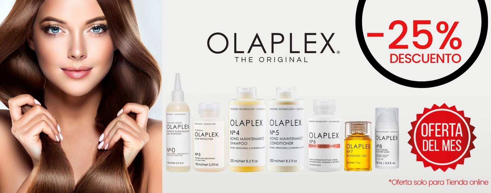 Oferta exclusiva online Olaplex